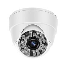 Yiispo ahd 720 p 1080 p ir mini câmera dome 1mp 2mp 3mp 4mp ahd câmera interior ir corte 48 leds visão noturna