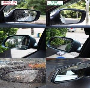 Image 3 - Accessoires pour sourcils de voiture en PVC, accessoires pour Dacia duster logan sandero stepway lodgy mcv 2 dokker, 2 pièces