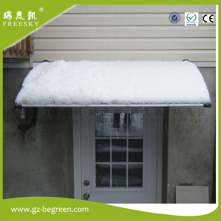 YP150240 150x240cm freesky diy door canopy window awning polycarbonate awning black bracket clear roof cover sheet patio cover on Aliexpress.com | Alibaba ... & YP150240 150x240cm freesky diy door canopy window awning ...