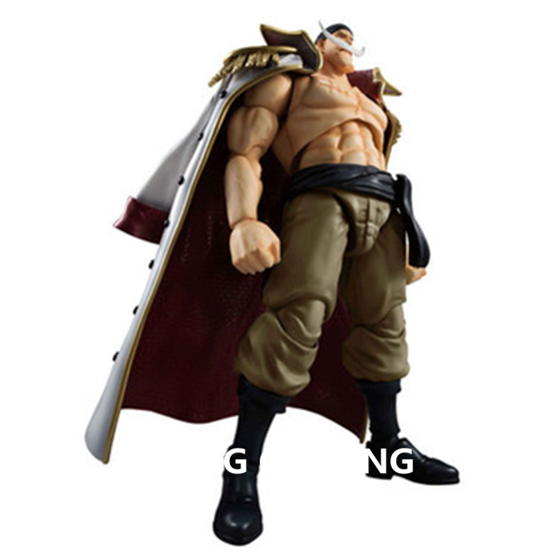 ONE PIECE Edward Newgate Portgas. D. Ace PVC 25CM Action Figure Collectible Model Toy BOX Christmas Present Z124 one piece figure anime super master stars piece portgas d ace pvc action figure collectible model toy 31 5cm kt4828