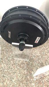 Image 2 - EVFITTING (MXUS) Motor de radios de bicicleta e buje, 48V, 3000W, Motor CC sin escobillas para rueda trasera