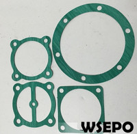 Quality Pneumatic Tools Parts! Seal Gaskets(4PC) Kit fits for JC90 90mm Bore Size Piston Type Air Compressor
