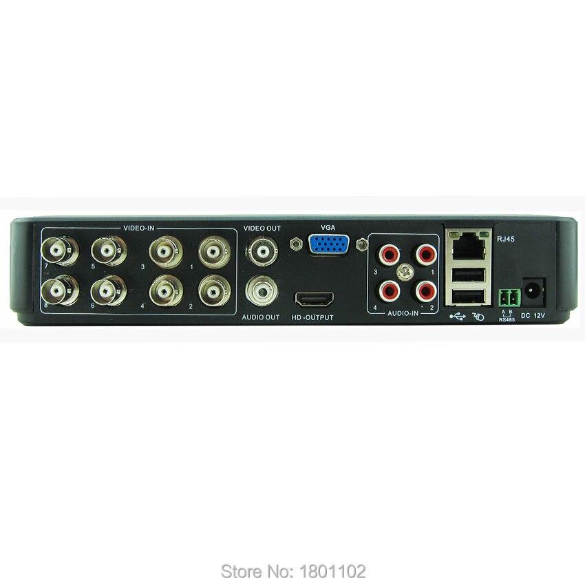 Hybrid DVR 4CH A1104E  8CH A1108E-3