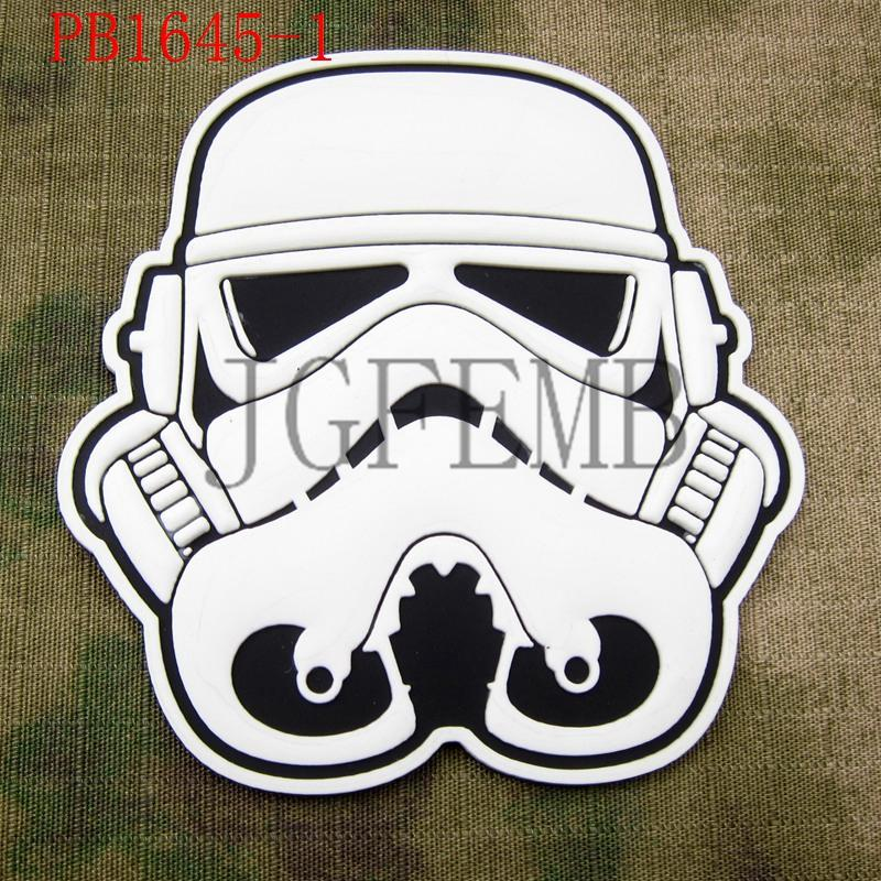 STORM TROOPER Legion Imperial Logo patch 3D - Arte, zanate dhe qepje - Foto 5