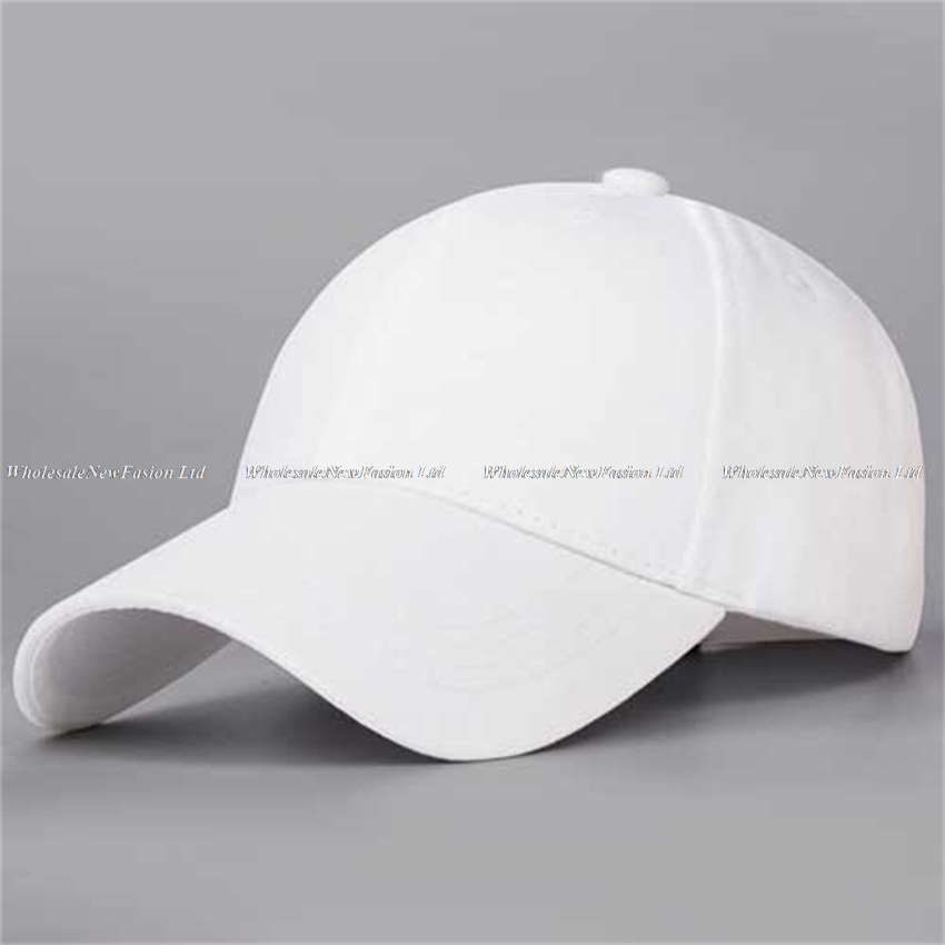 10pcs Quality Blank Brown Cotton Baseball Hat NEW Womens White Base Ball  Caps Men Adjustable Plain Blue Ball Cap Buy Bulk Hats -in Baseball Caps  from ... 70982968af