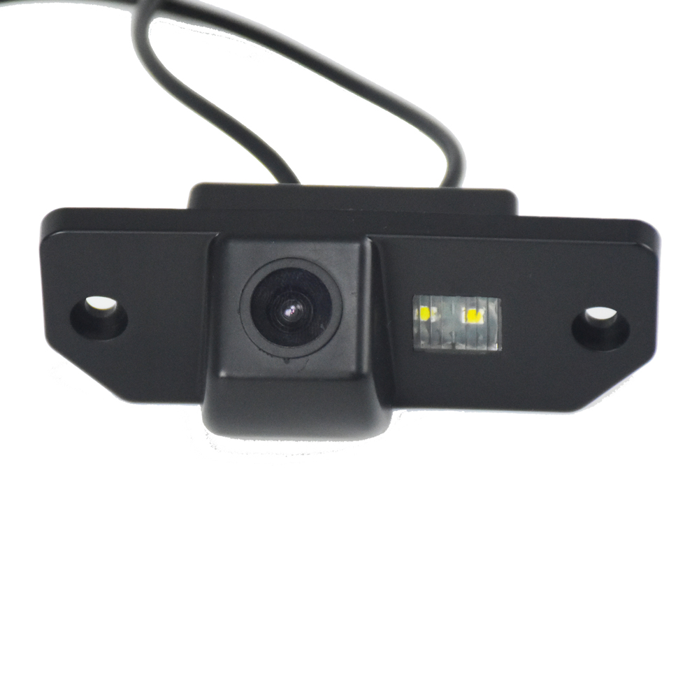 CCD 1/3 Car Rear view Camera Parking Back Reversing Camera For Ford Focus 2 3 Mondeo Night vision