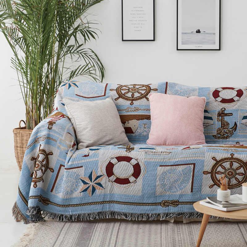 Carpet Throws Knit Chair Sofa Covers