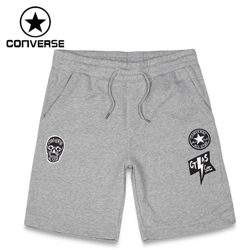 Prix pour Original Nouvelle Arrivée Tricoté de Converse Hommes Shorts de Sport