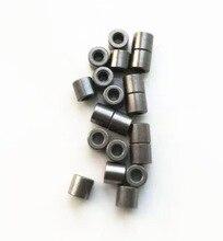 цена на 20pcs/lot  inner diameter :3mm  outer diameter: 6mm  length: 5.5mm Iron-based oil bearing