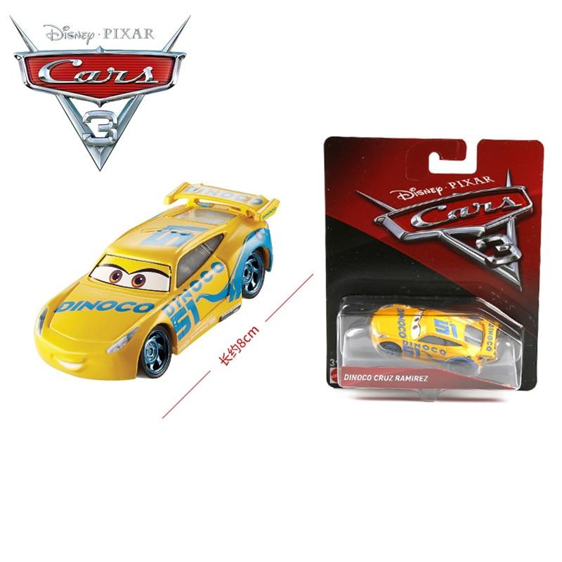 Disney pixar cars 3 modelos de autom viles de aleaci n 1 - Cars en juguetes ...