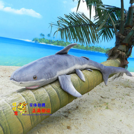 stuffed animal 100cm shark Blue shark plush toy doll christmas gift super cute plush toy dog doll as a christmas gift for children s home decoration 20