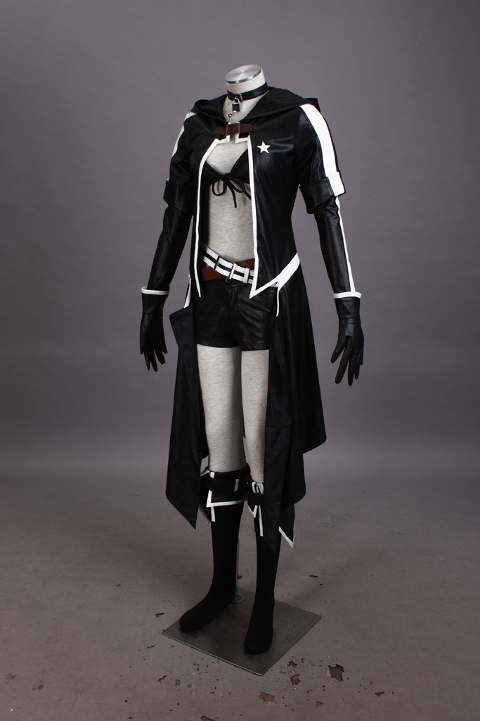 Image 3 - Vocaloid Insane Black Rock Shooter Cosplay Costume Tailor Made-in Anime Costumes from Novelty & Special Use
