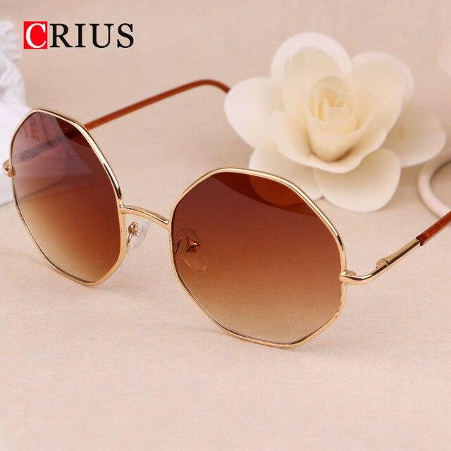 H new fashion sunglasses for men women Classic Hexagon color film retro sun glasses brand vintage band sunglasses