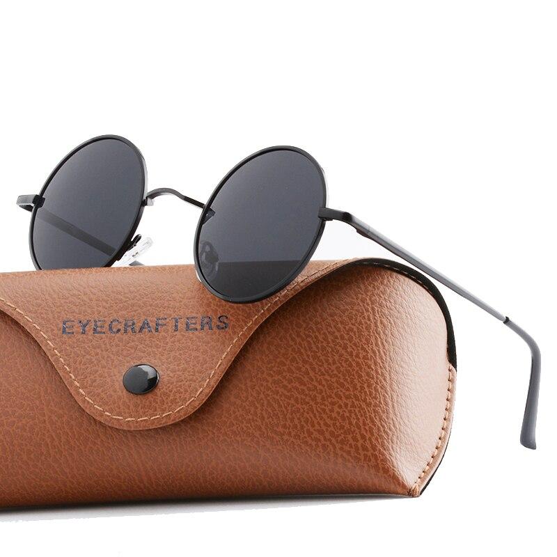 124c75f05f5ddc Klassieke Mannen Gepolariseerde Zonnebril Vintage Brand Design Plein Rijden  Zonnebril Retro Shades Eyewear Oculos de sol