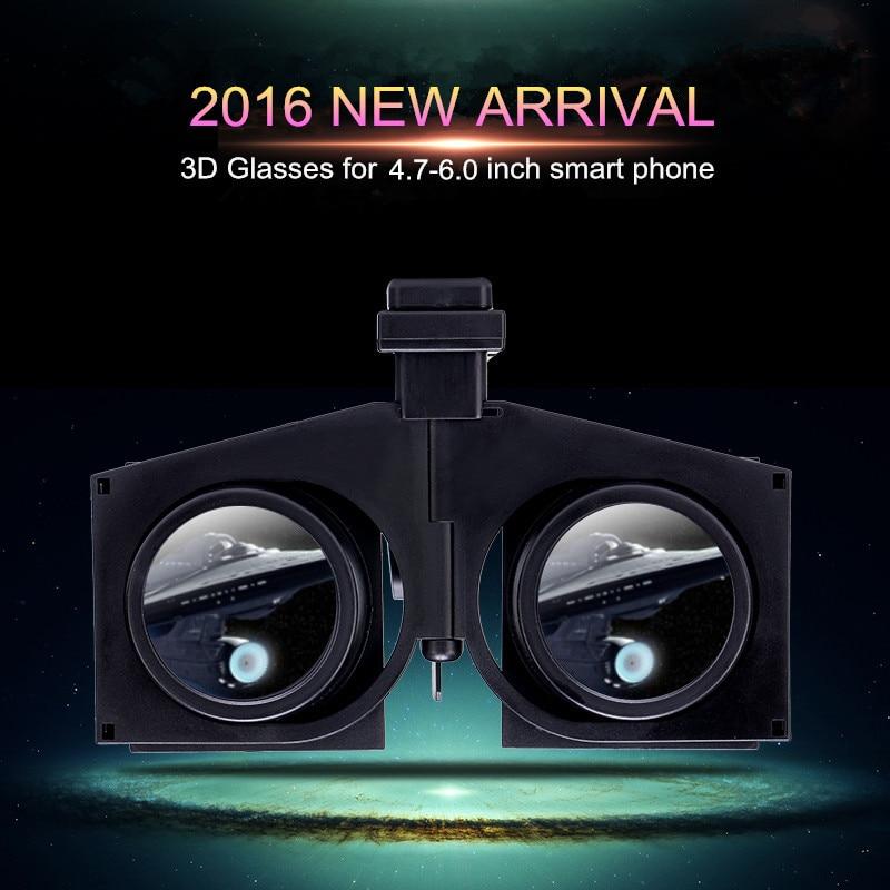 Hot sale! NEW <font><b>Virtual</b></font> <font><b>Reality</b></font> MINI <font><b>VR</b></font> <font><b>FOLD</b></font> 3D <font><b>Glasses</b></font> 3D Movies <font><b>Mobile</b></font> Phone 3d <font><b>Glasses</b></font> <font><b>For</b></font> 4.7 to 6.0 inch Smartphone