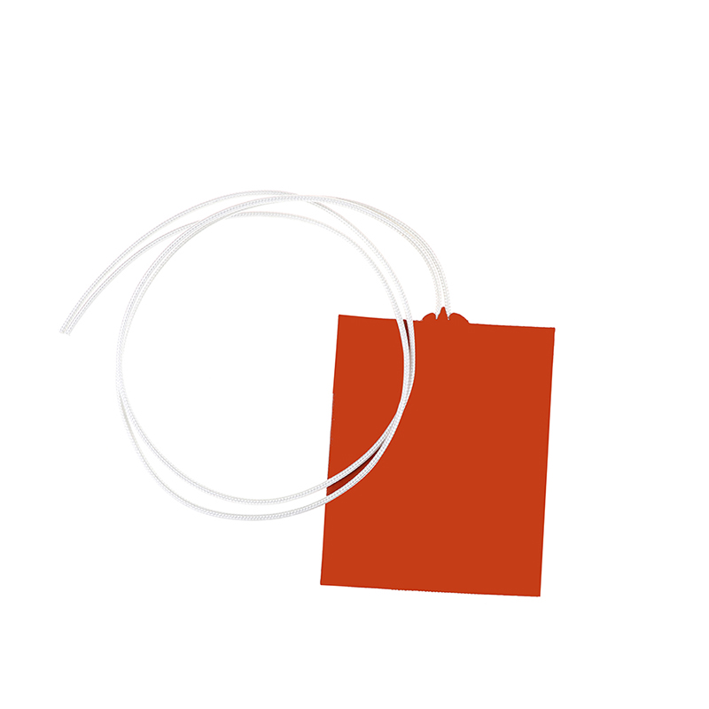 1PC 12V DC 20W Silicone Heated Bed Heating Pad Flexible Waterproof For 3D Printer Parts Electric Heating Pads 80x100mm