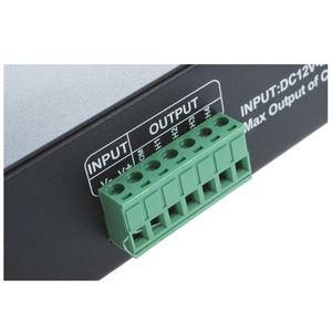 Image 5 - DMX 512 4CH x 8A Decoder LED Controller 4 Channel Driver RGBW LED Tape DC 12V 24V High Quality DMX Decoder (Support Wholesale