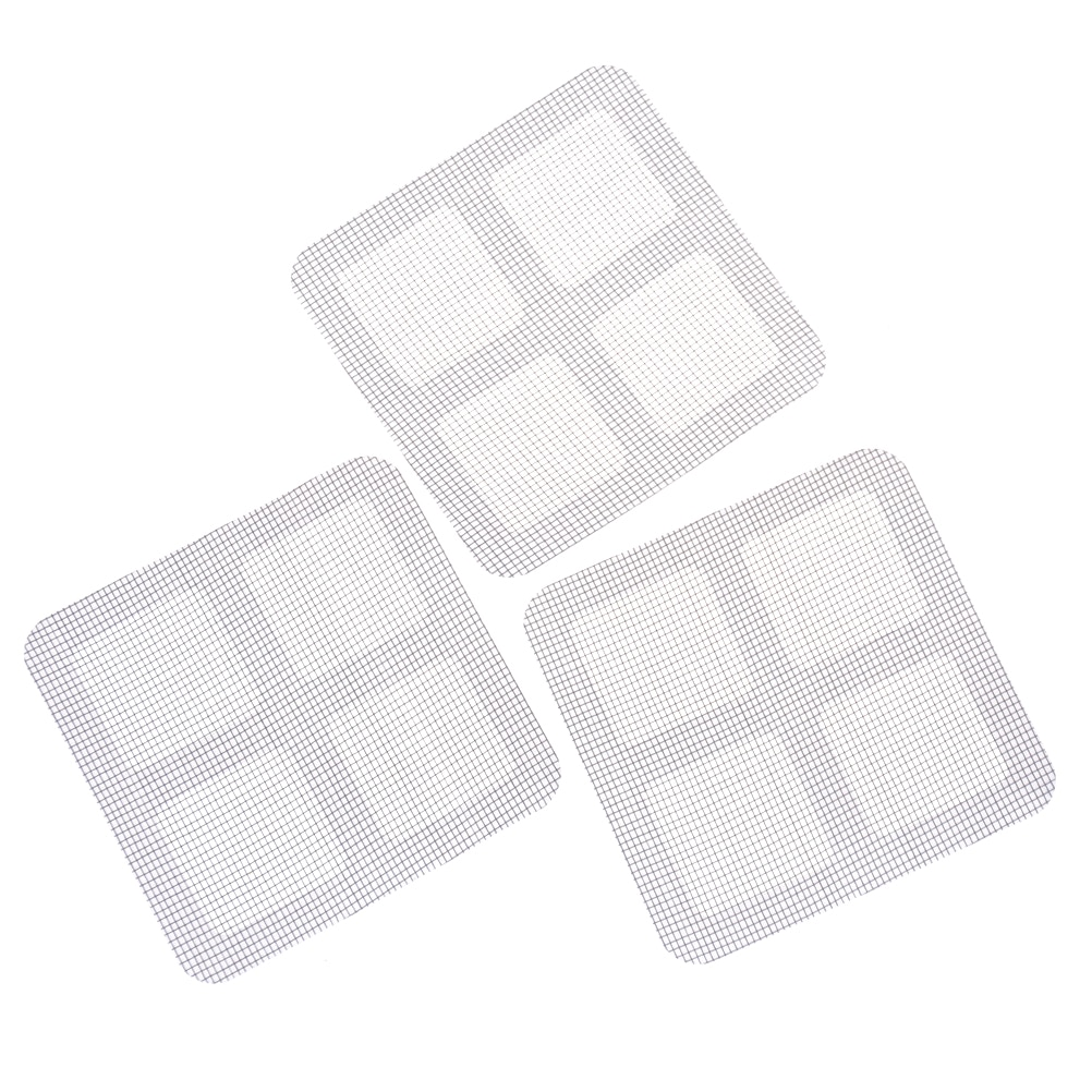 Fix Your Net Mesh Window Screen For Home Anti Mosquito Repair Screen Patch Stickers Drop Shipping Wholesales 3pcs