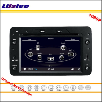 Liislee For Alfa Romeo Brera 2006 onwards Stereo Radio CD DVD Player GPS Navigation 1080P HD Screen System Original NAVI Design