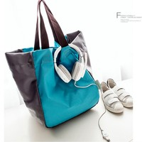 Free Shipping MIWIND Soft Foldable Tote Large Capacity Women Shopping Bag Ladies Daily Use Handbags Casual Beach Bag Tote WUSL26