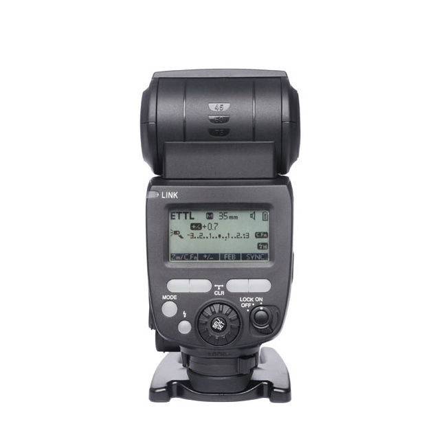 YONGNUO YN-685 YN685 Wireless HSS TTL Speedlite Flash Build in Receiver For Canon YN685 is YN-568EX II Upgraded version
