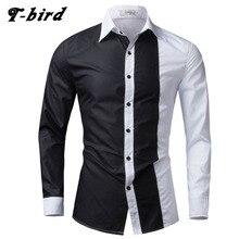 Мужская рубашка t/bird 2017 Slim Fit
