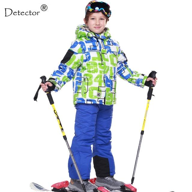 67c1ecec4e23 FREE SHIPPING skiing jacket+pant snow suit fur lining 20 DEGREE ski ...