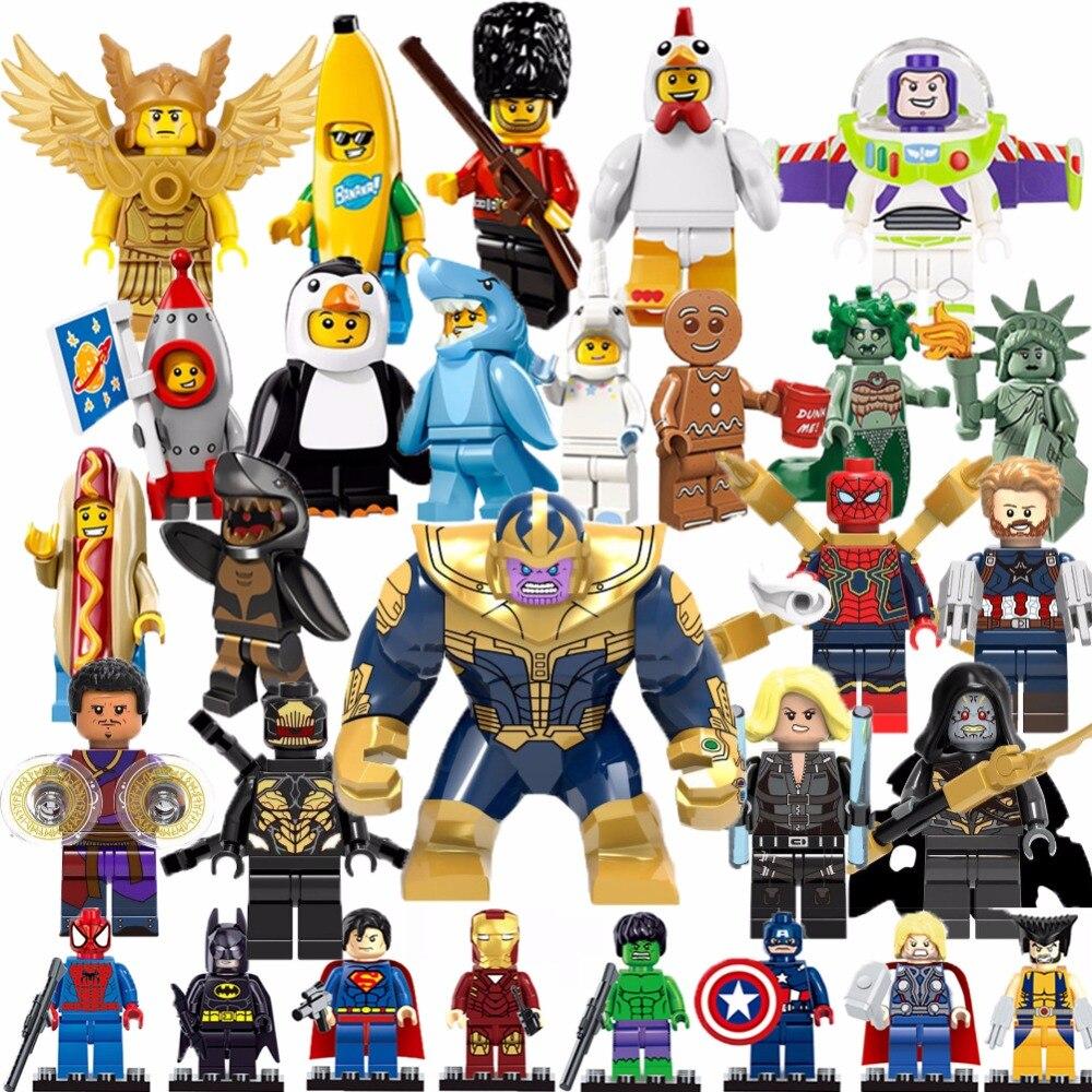 The Avengers LegoING Anti Hulk Mech Grout Batman ...