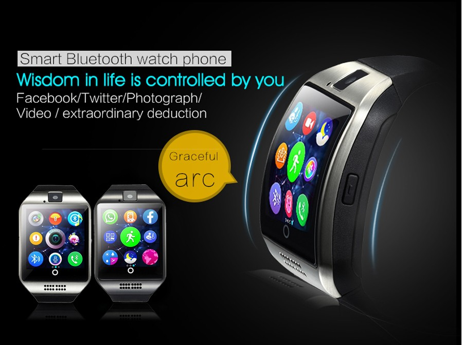 SCELTECH Bluetooth Smart Watch