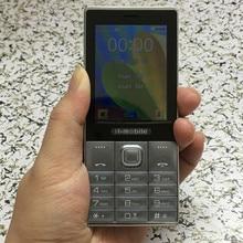 2017 Nuevo H-S9850 Teléfono Móvil Con Doble Tarjeta SIM Bluetooth Linterna MP3 Cámara 2.8 pulgadas CheapPhone (puede agregar el Teclado Ruso)