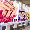 Beibehang Custom Wallpaper Large Mural 3d Beauty Salon Nail Art Tooling Background Wallpaper Decorative Painting Papel