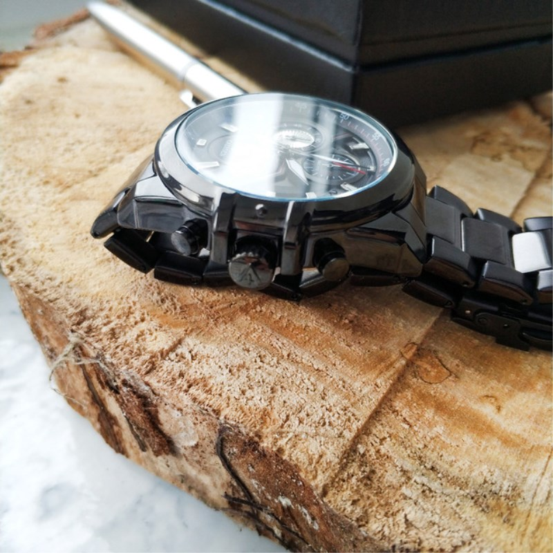 CADISEN Heren business horloge Top militair merk Casual Fashion luxe - Herenhorloges - Foto 4