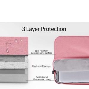 Image 4 - حقيبة لابتوب كم 13 13.3 14 14.1 15.4 15.6 بوصة الحال بالنسبة لشركة أيسر آسوس سامسونج توشيبا لينوفو HP Chromebook واقية حقيبة دفتر
