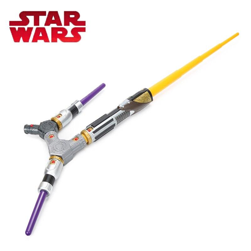 Star Wars Jouet E8 Série 76 cm Bladebuilders Jedi Chevalier Sabre Laser Sabre Laser De Chevalier Jedi Collection Modèle Cosplay Jouets