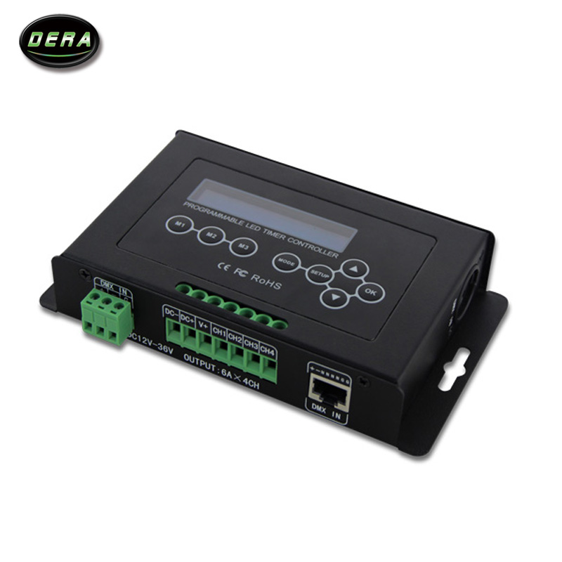 Bincolor Timer dimmer controller DC12V 36V aquarium controller plant light controller BC 322 6A - 3