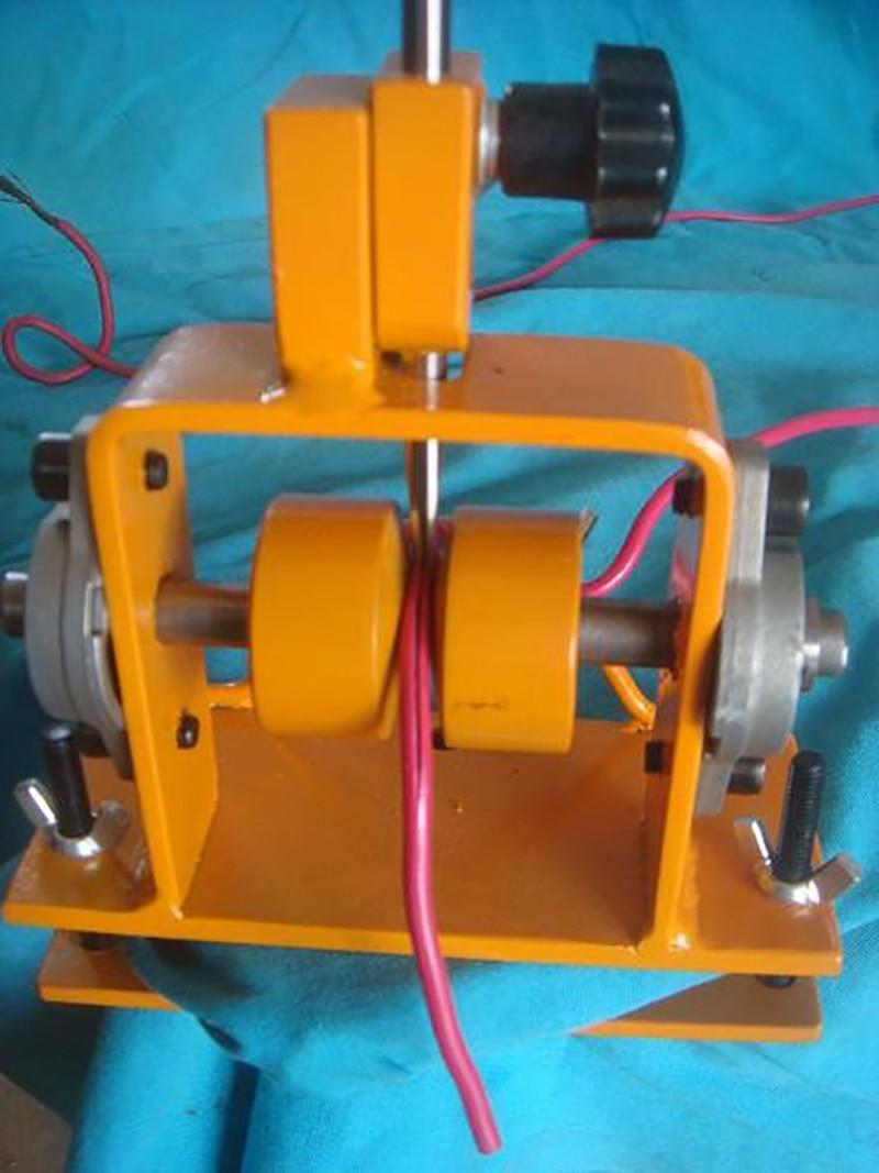 Manual cable wire stripping machine peeling machine Wire stripper 24mm Y professional welding wire feeder 24v wire feed assembly 0 8 1 0mm 03 04 detault wire feeder mig mag welding machine ssj 18