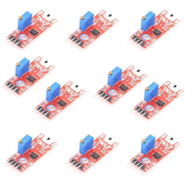 Fábrica atacado frete grátis KY-028 20 pcs módulo Sensor de temperatura Digital