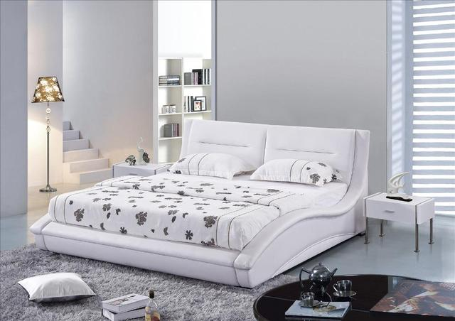 Best Modern Bedroom Furniture Bed King Queen Size Soft