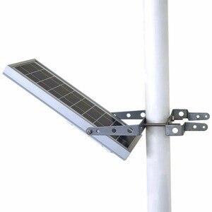 Image 2 - HEX 780X חם לבן כל אחד עמיד למים יום/לילה חיישן 3 מצבי כוח שמש מופעל LED רחוב אור שמש חיצוני אור