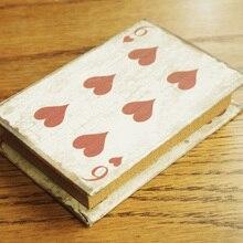 Book Shaped Storage Box