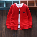 Spring Outwear Baby Boy Girl Open Coat Solid Color V-neck Jacket Newborn Baby Cardigan Coat Tops Clothes