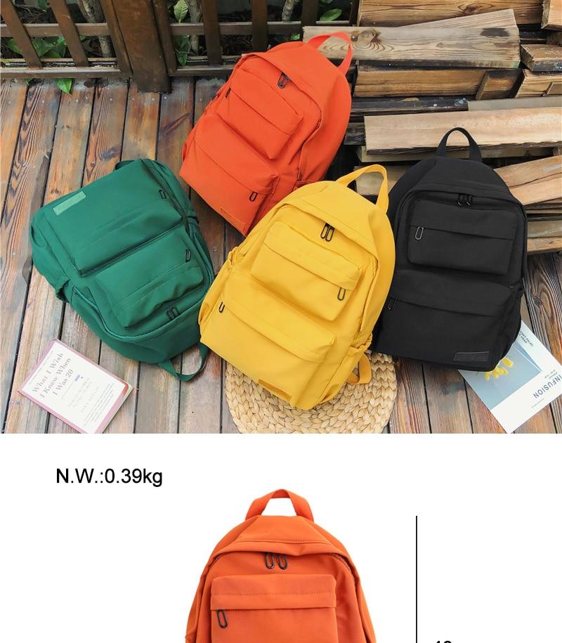 HTB1uaYiKrrpK1RjSZTEq6AWAVXa8 DCIMOR New Waterproof Nylon Backpack for Women Multi Pocket Travel Backpacks Female School Bag for Teenage Girls Book Mochilas