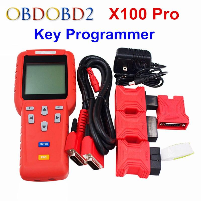 100% Original XTool X100 Pro Auto Key Programmer X 100 Pro X100 Updated Online X-100 Pro ECU& Immobilizer Key Programmer
