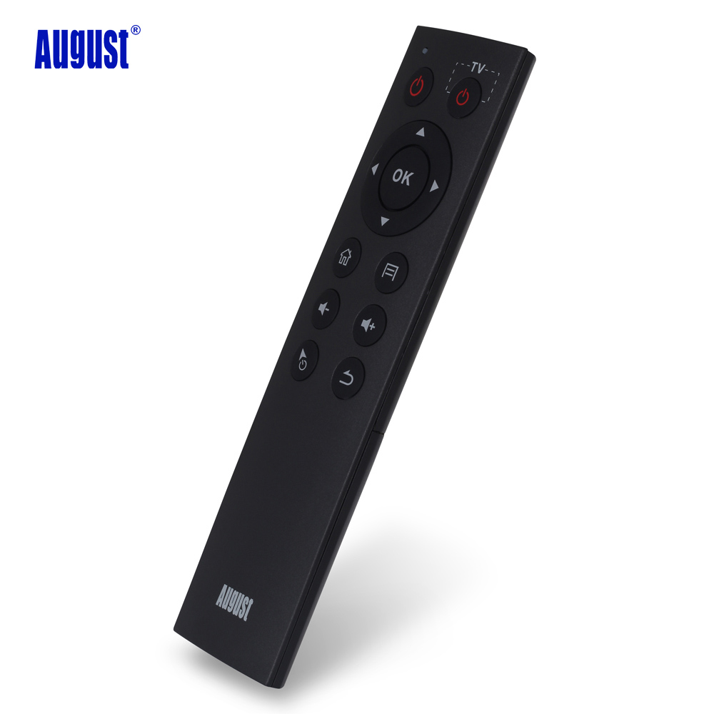 Tv Box Android Ranking Hisense Tv Red Light Wont Turn On Vu 32 Hd Smart Led Tv 32d6475 Make Pictures From Old Projector Slides: August PCR450 Android TV Remote Control With Air Mouse