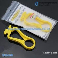 Burlete de tubo de fibra óptica FTS, herramientas de mano de fibra óptica, separador de tubos de fibra óptica FTS, herramienta de pelado de fibra óptica