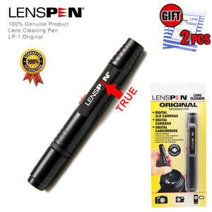 LENSPEN Camera Cleaning Lens Pen Brush kit for Canon Sony Genuine Filter