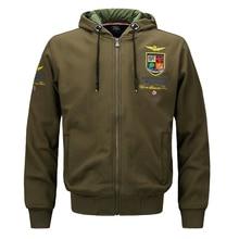 Winter Warm Military Jacket Men Big Size Bomber Jacket Men Autumn Outwear Casual Cotton Flight Jacket Coat Jaqueta masculina все цены