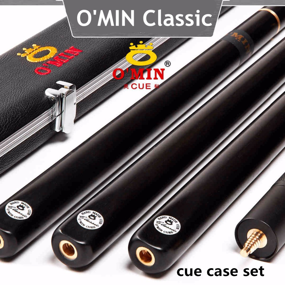 2 each of 36 6 Pool Snooker cues with 11mm screw on tips 48 /& 52 plus free cue tips