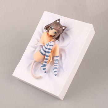 Аниме фигурка Нахальный принц и кошка-несмеяна Цукико Цуцукакуси 1