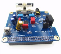 PIFI Digi DAC HIFI DAC Audio Sound Card Module I2S Interface For Raspberry Pi 3 2